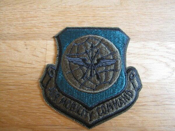 "Original Patch ""US Air Mobility Command"" Aufnäher Abzeichen USA"