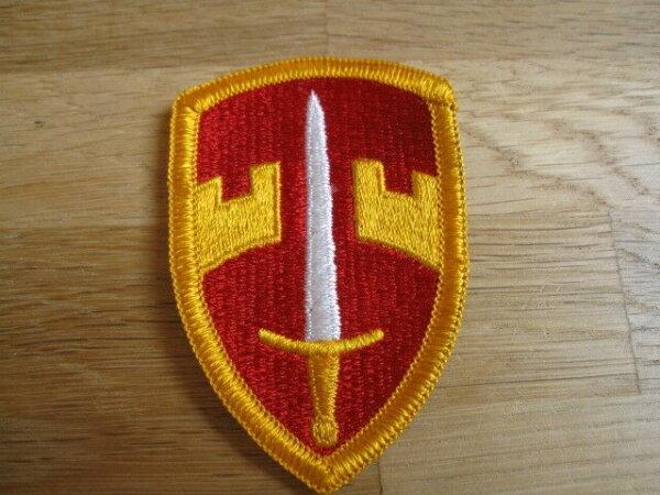 """Original Patch """"US Division Vietnam"""" Aufnäher Abzeichen USA"""
