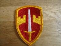 """Original Patch """"US Division Vietnam""""..."""