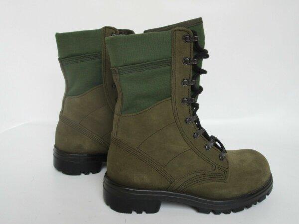 Original Tropenstiefel Army Boots Cordura Lederstiefel Wanderstiefel Bergschuh