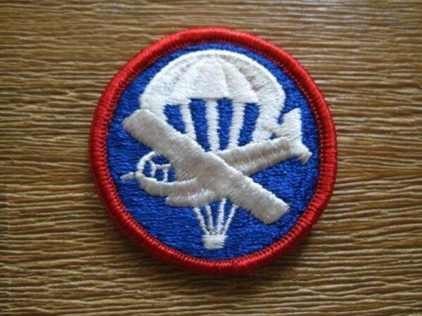 Paratrooper Patch Aufnäher Mützenabzeichen US Abzeichen für Garrison Cap WK2 rec