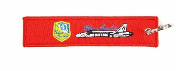 Schlüsselanhänger Blue Angels Airforce Division US Army Key Ring Hanger Pilots
