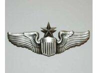 US Army Airforce Senior Pilot Wings  Pin USMC Navy...
