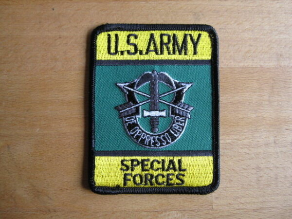 US Special Forces Abzeichen Insignia Patch Airforce Army Navy WW2 WK2 WWII