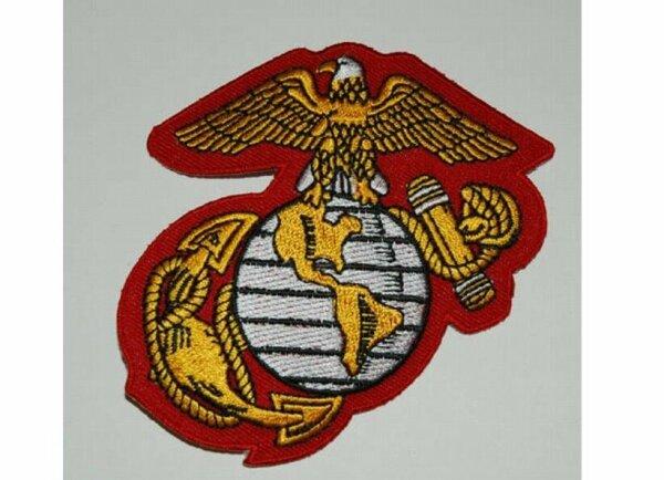 USMC Marine Corps Insignia Patch US Army Marines Seals CBI Vietnam WW2 WK2 #2
