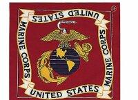 USMC US Marine Corps Halstuch Bandana Biker Headwrap USA...