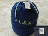 USN M29 Blue Denim Duffle Bag Barrack Bag M-1929 US Navy...