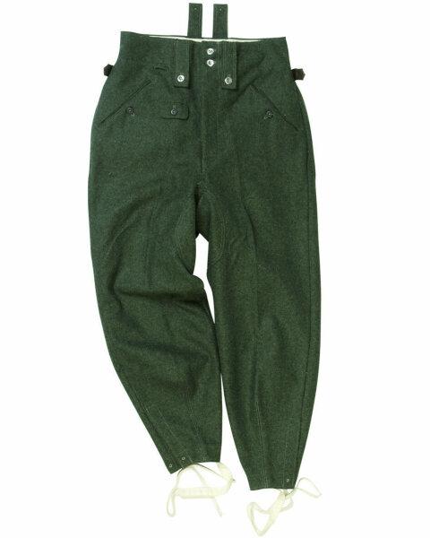WH Feldhose M43 Gr 52/L Uniformhose WYY WW2  WK2 WWII Field Trouser Wehrmacht