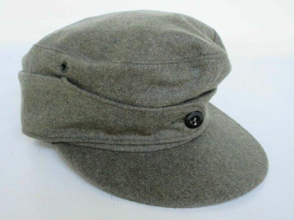 WH M44 Feldmütze Einknopf Wehrmacht Baschlikmütze Field Cap Wehrmacht WK2 Gr 56
