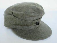 WH M44 Feldmütze Einknopf Wehrmacht...