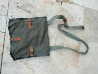 Russische M56 Signalpistole Tasche SigPi Carrier Bag...