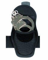 Security Polizei Handschellen Tasche Gürteltasche...