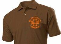 Polo Shirt Waffenschmiede Wolfsburg Eisernes Kreuz Iron Cross Weapon Blacksmith