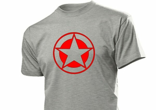 T-Shirt Allied Star US Army Airforce Marines Navy Seals Vietnam USMC #2 Gr S-XXL