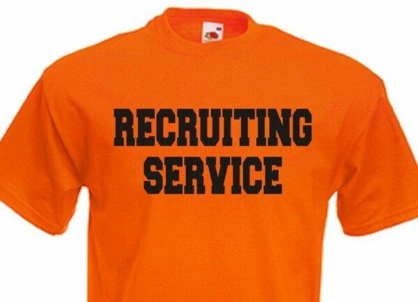 T-Shirt Recruiting Service US Army Navy Seals Marines USMC Vietnam Gr 3-5XL