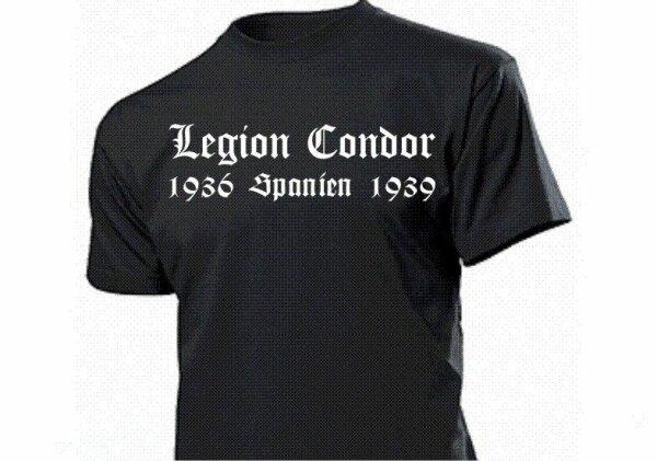 Legion Condor 1936 Spanien 1939 T-Shirt Size S-XXL