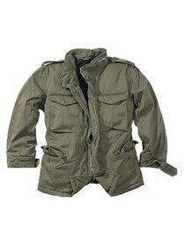 M65 Fieldjacket oliv Size S-5XL