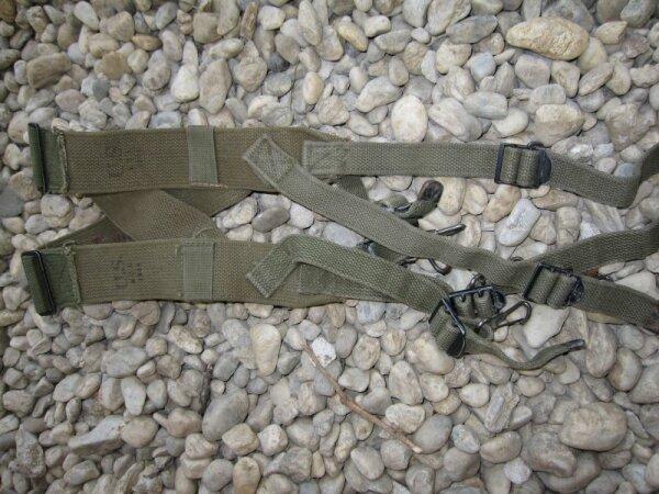 original US Army M44 Suspender