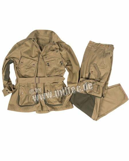 US Army Paratrooper Fieldsuit M42 Reeinforced
