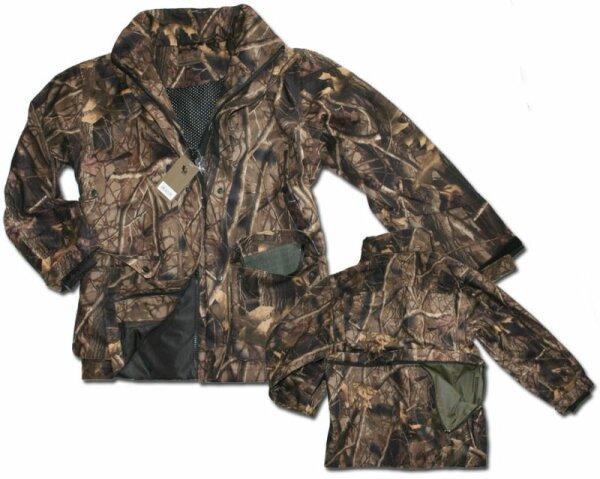 Wild Tree Hunting Jacket Real Camo