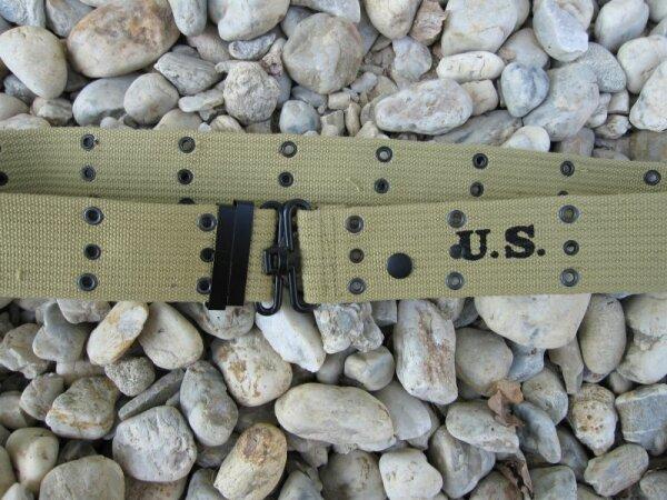 US Army Belt -M36 khaki