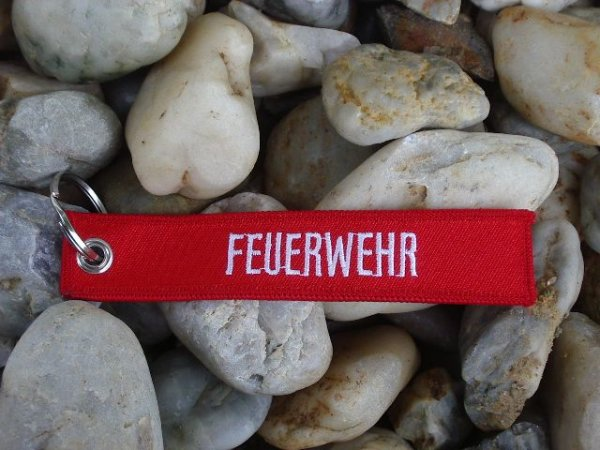 "1 Key Chain ""Feuerweh"""