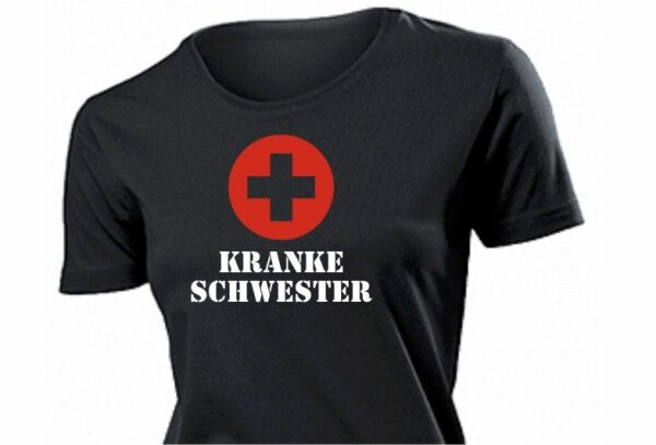 """Nurse"" T-Shirt Women Roundneck"