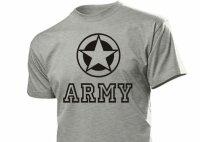 "T-Shirt ""Army mit Allied Star"""