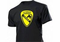 1st Cavalry Vietnam T-Shirt US Army