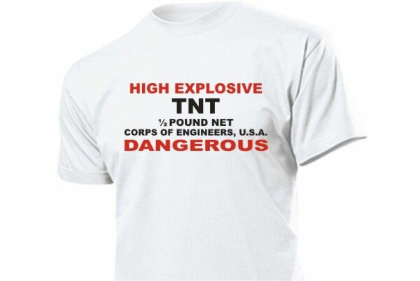 TNT T-Shirt US Army Navy Original Pack