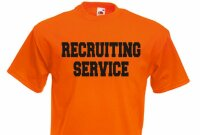 Recruiting Service US Army T-Shirt