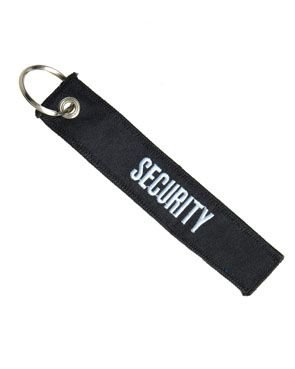 1 Stck Schlüsselanhänger Security