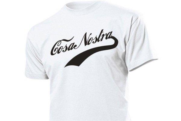 Cosa Nostra T-Shirt Fun Shirt