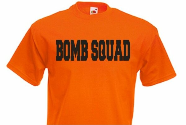 Bomb Squad T-Shirt US Army Navy Special Forces Top