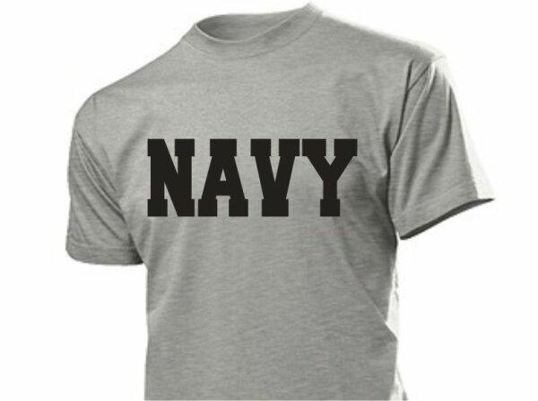 """""""NAVY"""" T-Shirt"""