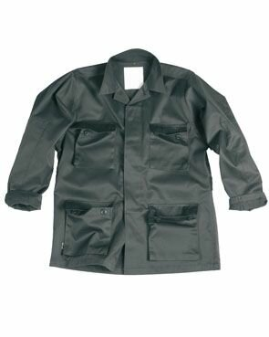 US BDU Light Jacket Black