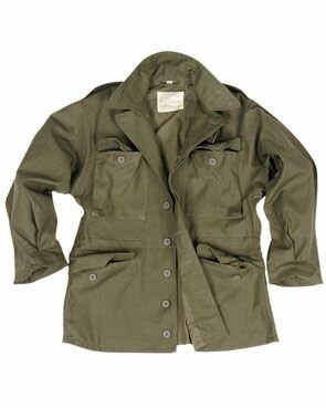 US Army M43 Fieldjacket US Army top Repro