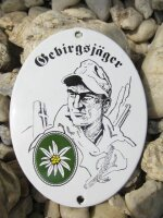 Mountaintrooper Emaile Sign Doorsign