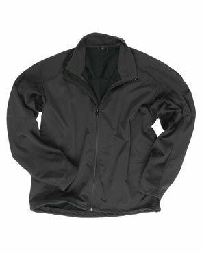 Softshell Jacke Light Weight Black