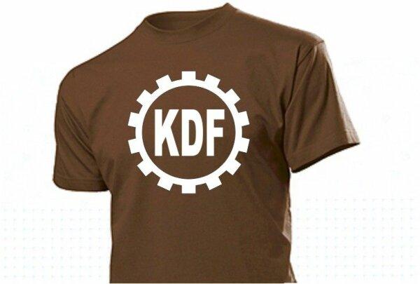 KDF T-Shirt Size S-XXL
