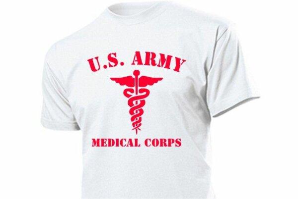 US Army Medical Corps T-shirt Medic