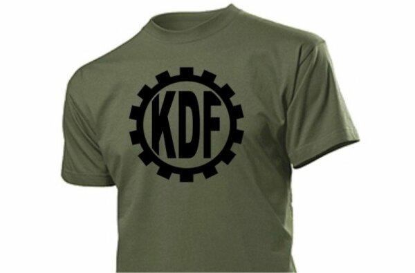 KDF T-Shirt mit Zahnkranz #2