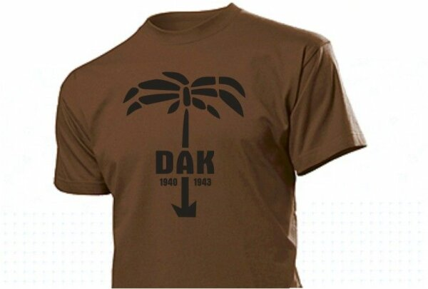 DAK with Palmtree Africacorps T-Shirt#2