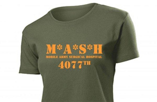 M.A.S.H. 4077th Women T-Shirt