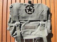 BW Kampftasche klein m Gurt & Allied Star US Army