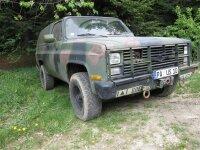 1kg BW NATO Lack Teerschwarz RAL9005 Stumpfmatt