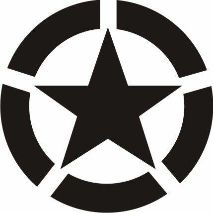 Allied Star Vehicle Sticker