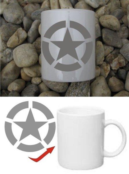 Allied Star Coffee Mug