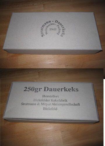 Dauerkeks Wehrmachts Packung 1941