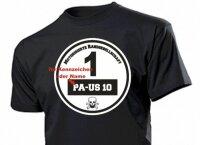 """Feinstaubplakette"" Black fun T-Shirt Zone 1"